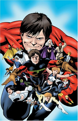 Legion of Super-Heroes Vol. 1: Teenage Revolution