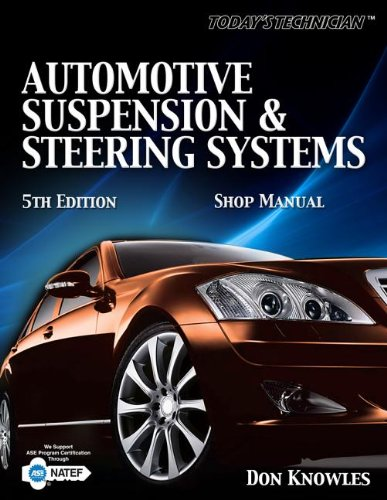 Automotive Suspension & Steering (Today's Technician)