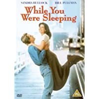 While You Were Sleeping [DVD] [1995]