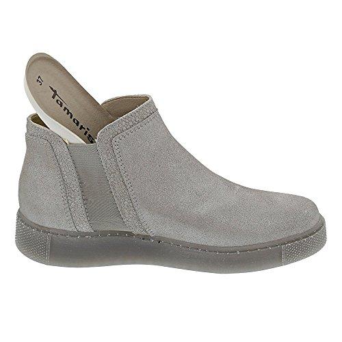 1 Boots Beige 468 femme 38 1 25408 Tamaris d6wXqp6