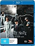 Death Note Light up the New World | English Subtitles | NON-USA Format | Region B Import - Australia