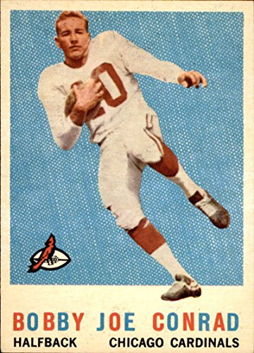 1959 Nfl Football - Football NFL 1959 Topps #173 Bobby Joe Conrad NM Near Mint RC Rookie