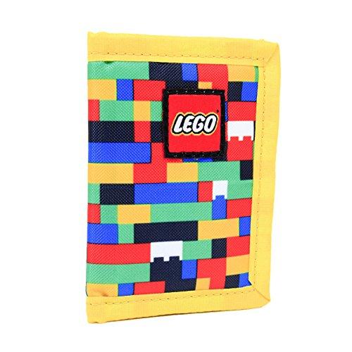 01. LEGO Brick Wallet