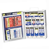 112-Piece Medium Business First Aid Kit (Metal) - 1050FAE0103AC
