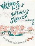 Vicious Lies and Heinous Slander, Tami Knight, 0897321154