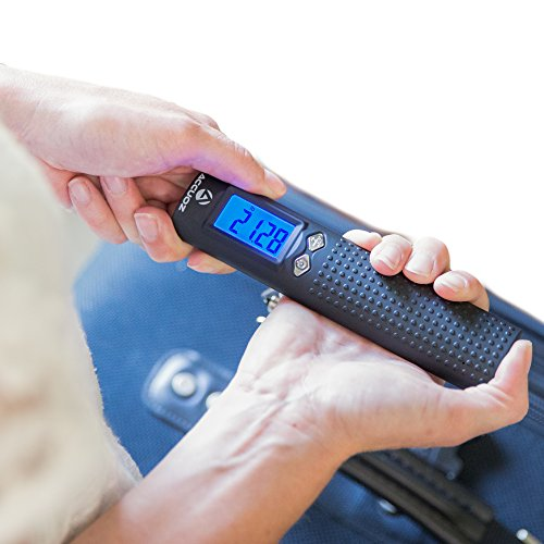 Rechargeable Digital Luggage Portable Flashlight product image