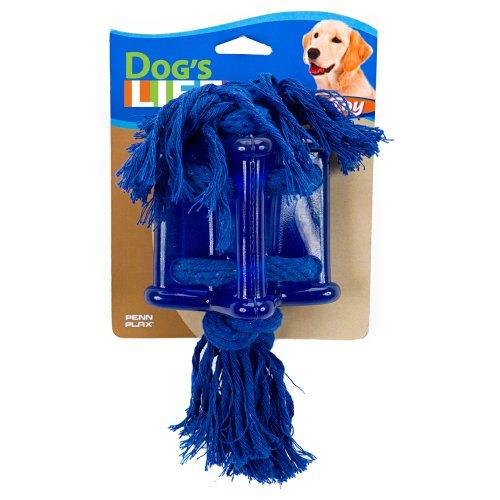 (Penn Plax Rope Pull Box Dog Toy)