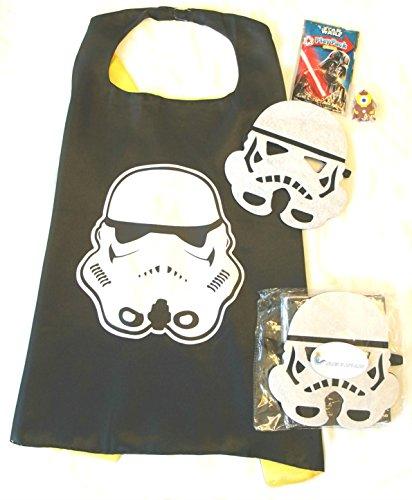 Three (Stormtrooper Costumes Dress Up Set)