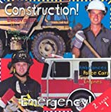 Construction! And Emergency!, Priddy Books Staff and Roger Priddy, 0312492057