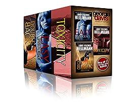 Chicago PI Georgia Davis: Box Set of Three by [Hellmann, Libby Fischer]