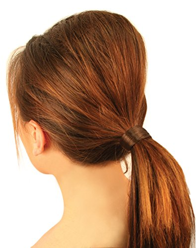 Mia Ez-Tease, Hair Volumizing Inserts, Grippit Material, Will Not Fall Out, Bump Up Your Hair, Blonde, for Women, Stylists, Teens, Girls 3 pcs by Mia Beauty (Image #5)