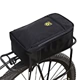 NEW Tear Resistant Cycling Bike Bag Bicycle Rear Seat Trunk Bag Handbag Rear Bike Panniers Mountain Bike Accessories
