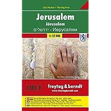 JÉRUSALEM - JERUSALEM CITY POCKET