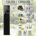 VEEAPE-Pompa-ad-Aria-elettrica-Portatile-per-Bicicletta-compressore-per-Pompa-ad-Aria-120PSI-1200mAh-con-Schermo-LCD-per-AutoBici-Moto-Calcio-Pompa-per-Pneumatici-Mini-Batteria-con-Luce-a-LED
