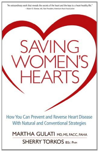 heart health saving women's hearts book cover