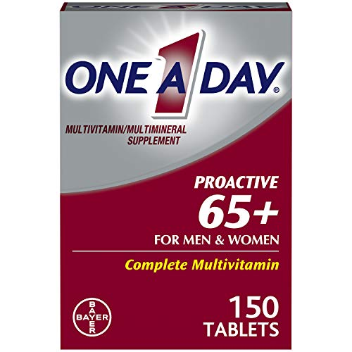 One-A-Day Proactive 65+ Multivitamin, 150 Count