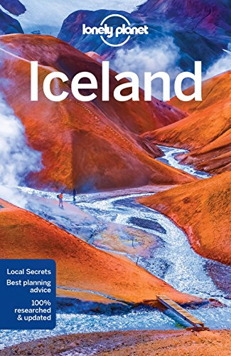 Lonely Planet Iceland (Travel - Tokyo Shop