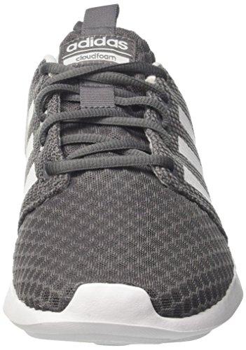 Adidas Herren Cloudfoam Snelle Racer Gymnastikschuhe Grau (grijs Vier / Kern Zwart / Schoeisel Wit 0)