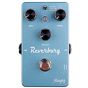 Mugig Guitar Effect Pedals,Multi-Mode (Reverb)