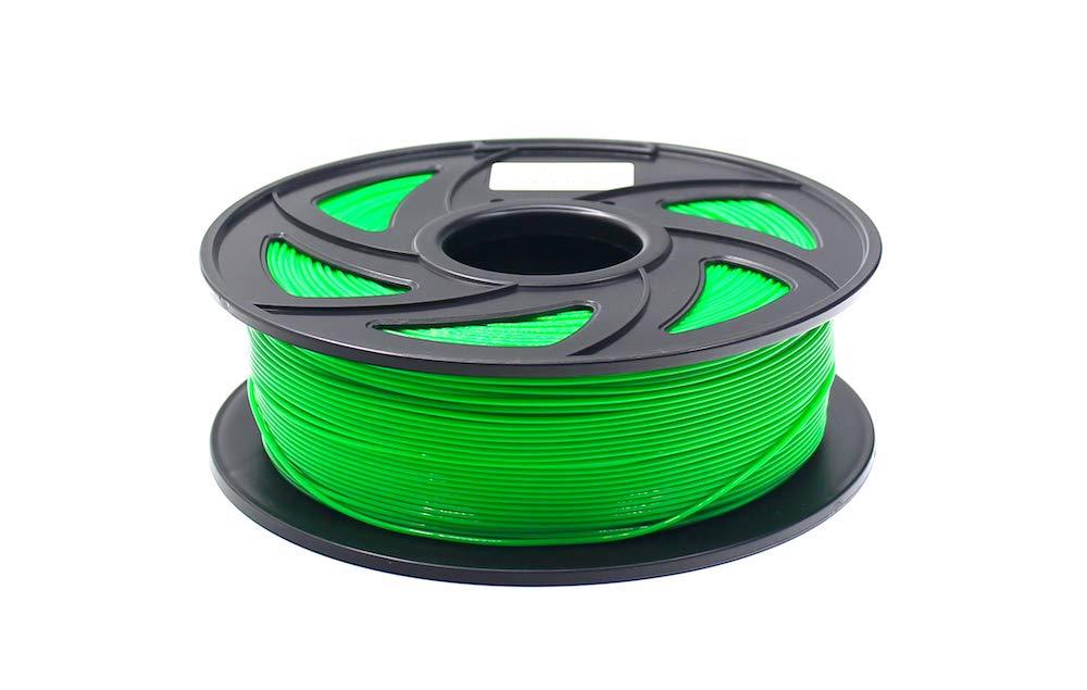 Plas3D PLA Green filamento para impresora 3D certificado Raise3D ...