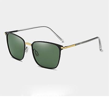 Sonnenbrille Sonnenbrille / Männer Sonnenbrille / Box Polarisierte Sonnenbrille / Metall Fahrer Sonnenbrille ( Farbe : A ) 5tnMdHeJe