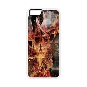Iphone 6 The Hobbit 3 Phone Back Case Custom Art Print Design Hard Shell Protection HGF051572