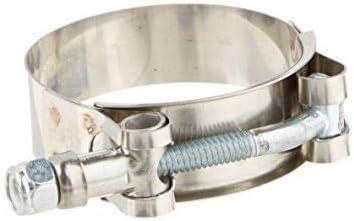 VooDoo Industries C125 Silver Exhaust Clamp
