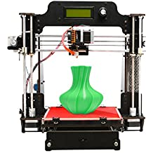 GEEETECH 3DPrinter,Wooden Prusa I3 Pro W Desktop 3D Printer DIY Kit with WiFi Cloud,200x200x180mm(7.9''7.9''7.1'') Printing Size,Support Wi-Fi Connect,EasyPrint 3D App