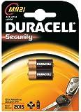 10 X Duracell MN21 A23 12V Batteries
