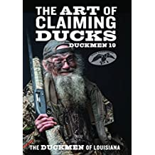 DUCK COMMANDER Duckmen Hunting DVD's Duck Men Masters of the Duck Call