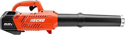 Echo 145 MPH 550 CFM Variable-Speed Turbo 58-Volt Brushless Lithium-Ion Cordless Leaf Blower Battery and Charger Not Included CPLB-58VBT Renewed