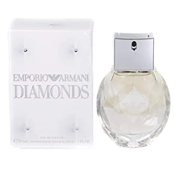 Diamonds Eau De Parfum Spray 30ml1oz By Giorgio Armani Amazonco