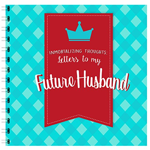 Letters to My Future Husband & 16 Reasons Why I Love You. Wife, Girlfriend & Couples Romantic Scrapbook Relationships. Gifts for Fiance, Guys, Weddings, Valentines + Stickers (Valentines Guy Gifts)