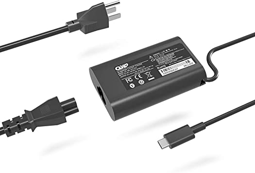 45W Genuine New Dell Latitude 5289 5490 5590 USB-C Type-C Charger Power Supply