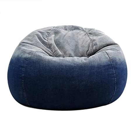 Magnificent Amazon Com Tltllrsf Lazy Couch Bean Bag Fabric Sofa Caraccident5 Cool Chair Designs And Ideas Caraccident5Info