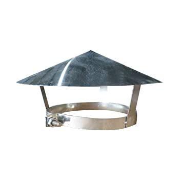 Amazon.com: LXLTL - Tapa protectora para chimenea, cubierta ...