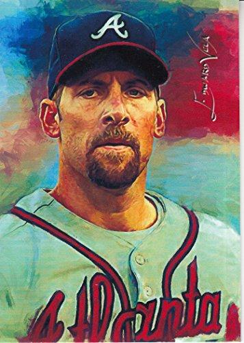 Atlanta Braves World Series (John Smoltz #4- #9/25 - Atlanta Braves - BUY IT NOW OR MAKE AN OFFER -8X ALL STAR, 1X CY YOUNG, 1X SILVER SLUGGER-WORLD SERIES CHAMPION, HALL OF FAME- BUY IT NOW OR MAKE AN OFFER)