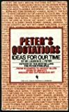 Peter's Quotations, Lawrence Peters, 0553271407