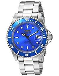 Invicta Men's 'Connection' Automatic Stainless Steel Casual Watch, Color:Silver-Toned (Model: 24761)