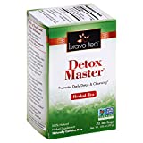 Bravo Teas Detox Master, 20 Tea Bags