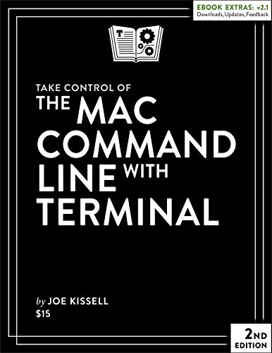 Line Terminal (Take Control of the Mac Command Line with Terminal)