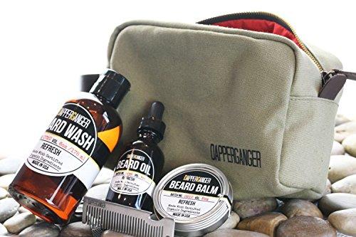 Beard Kit Grooming for Men By DapperGanger