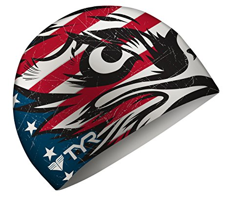 TYR Patriot Swim Cap