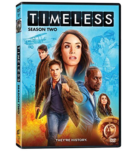 Timeless - Season 02 by Sony Pictures