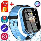 Best Child Locator Watch For Kids - Kids Smart Watch Phone for Girls Boys Review