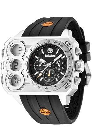 Timberland Herren-Armbanduhr Analog Gummi 13673JS-02S