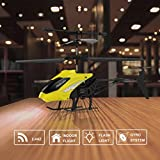 Qulable 3.5 CH RC Helicopter Toy Remote Control Drone Radio Gyro Aircraft Kids Toys