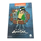 """Avatar: The Last Airbender - Earthbender Toph - 2"""" Collectible Pin"""