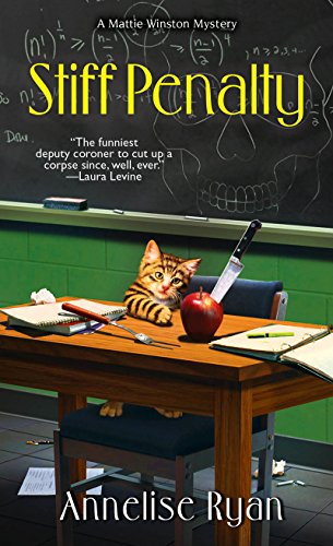 Stiff Penalty (Mattie Winston Mysteries Book 6)