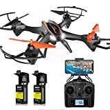 Best Drones For Kids - DBPOWER Predator U842 FPV Quadcopter Drone with HD Review